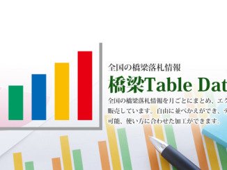 橋梁Table Data