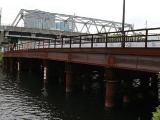 3径閧ゲルバー鈑桁橋