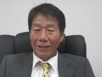 山王株式会社代表取締役深水 弘一氏の写真