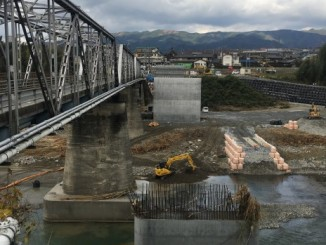 恋野橋の写真
