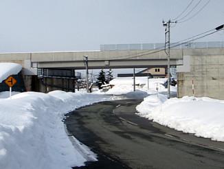 高玉こ道橋