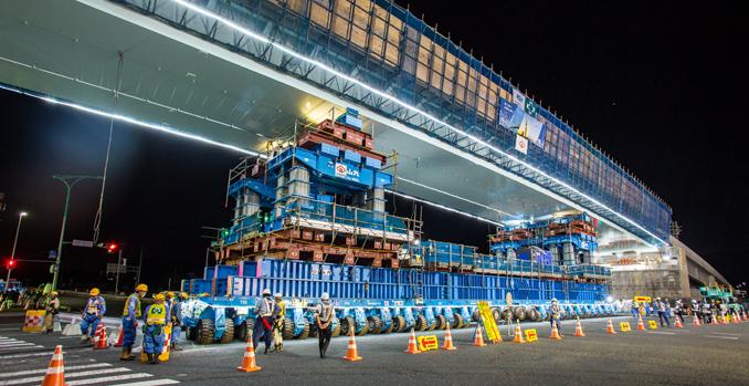 北九州空港線苅田工区4号橋