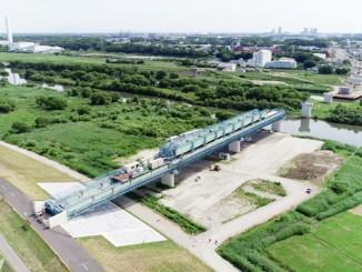 三郷流山橋