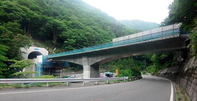 大白川大橋